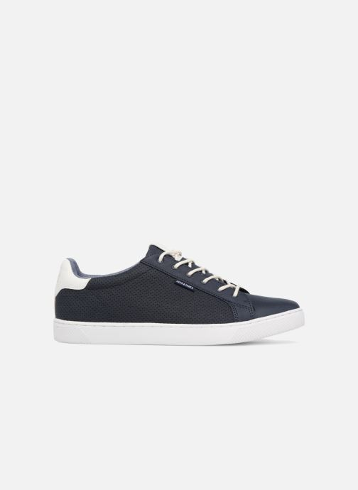 Sneakers Jack & Jones JFW Trent Synthetic Suede Azzurro immagine posteriore
