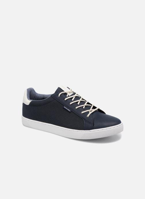 Sneakers Jack & Jones JFW Trent Synthetic Suede Azzurro vedi dettaglio/paio