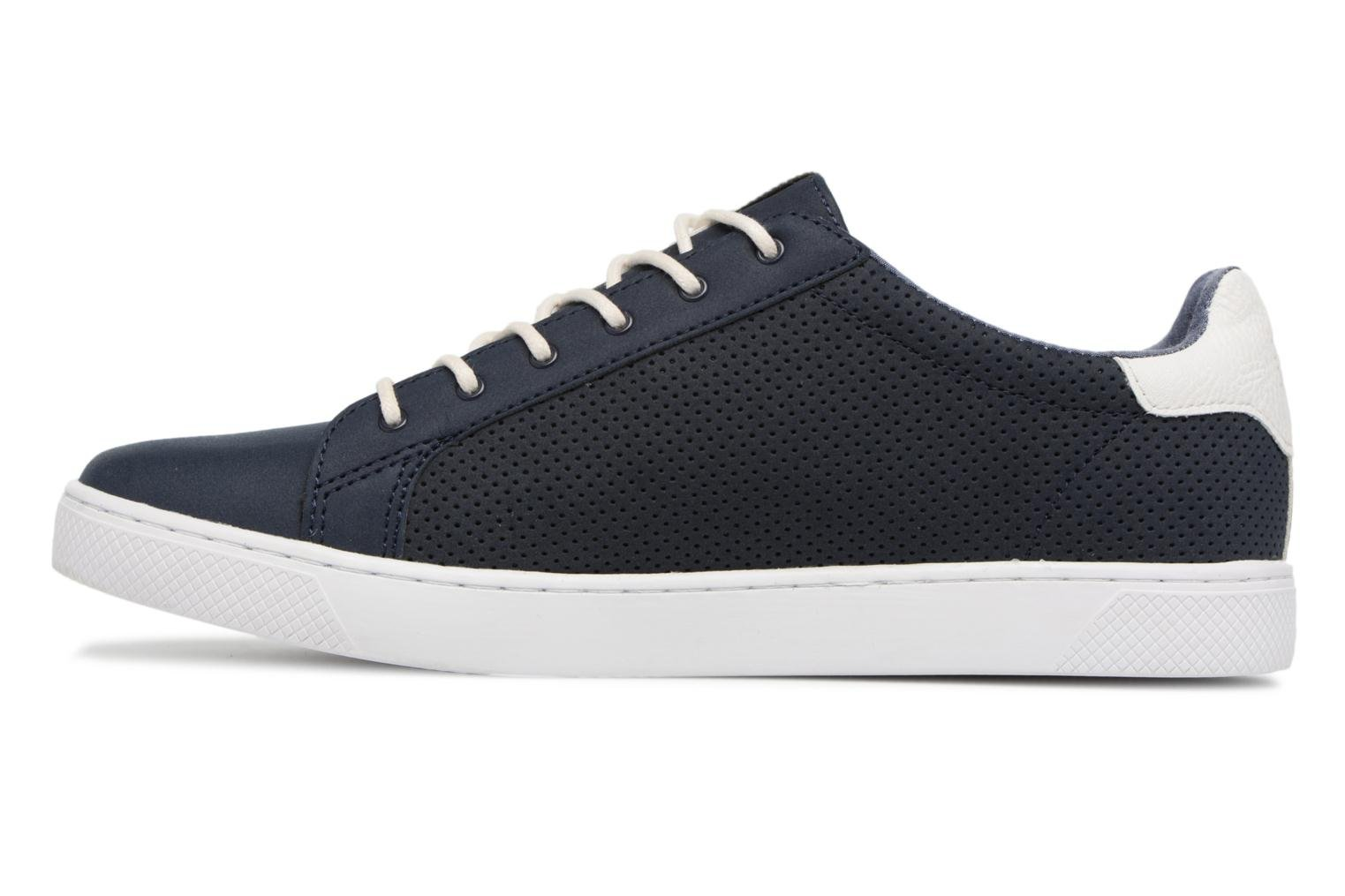 Trainers Jack & Jones JFW Trent Synthetic Suede Blue front view