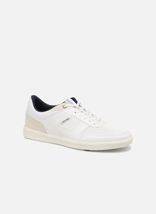 Baskets Jack & Jones JFW Blade Blanc vue détail/paire