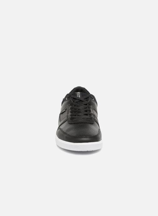 Sneaker Jack & Jones JFW Blade schwarz schuhe getragen