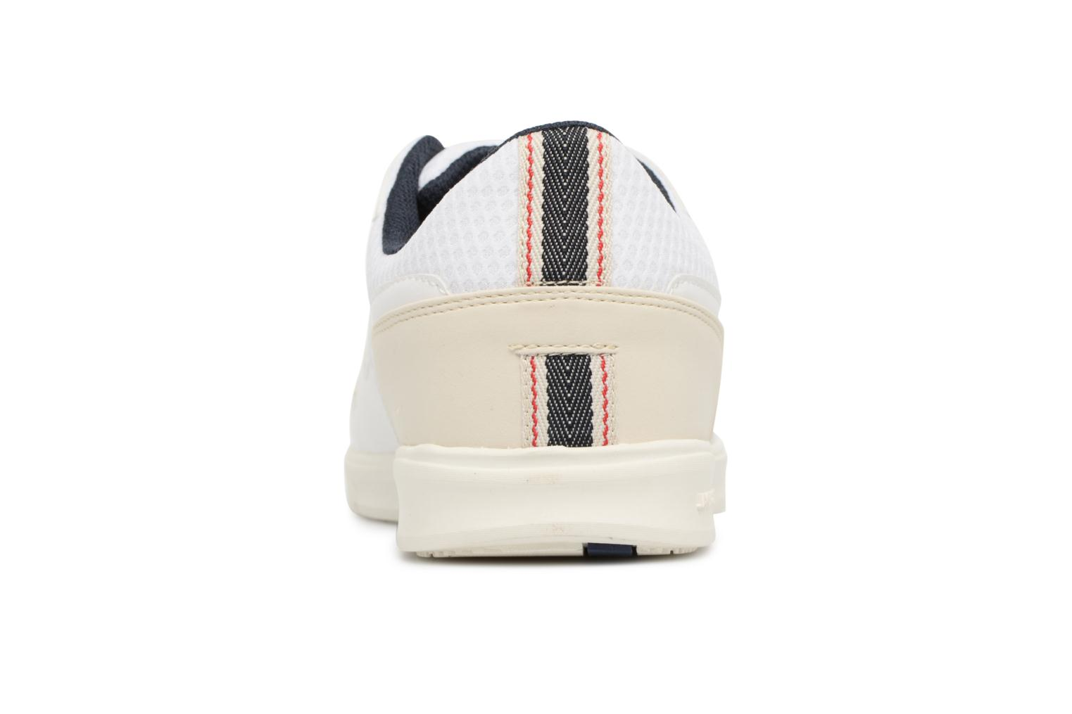 Trainers Jack & Jones JFW Blade White view from the right