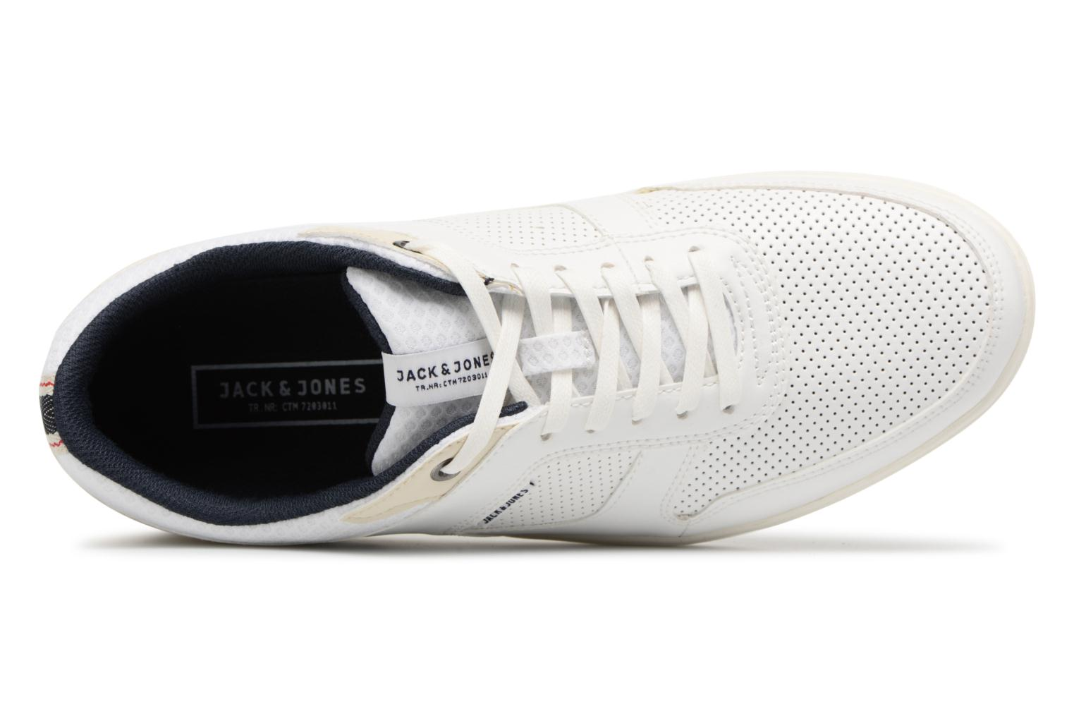 Trainers Jack & Jones JFW Blade White view from the left