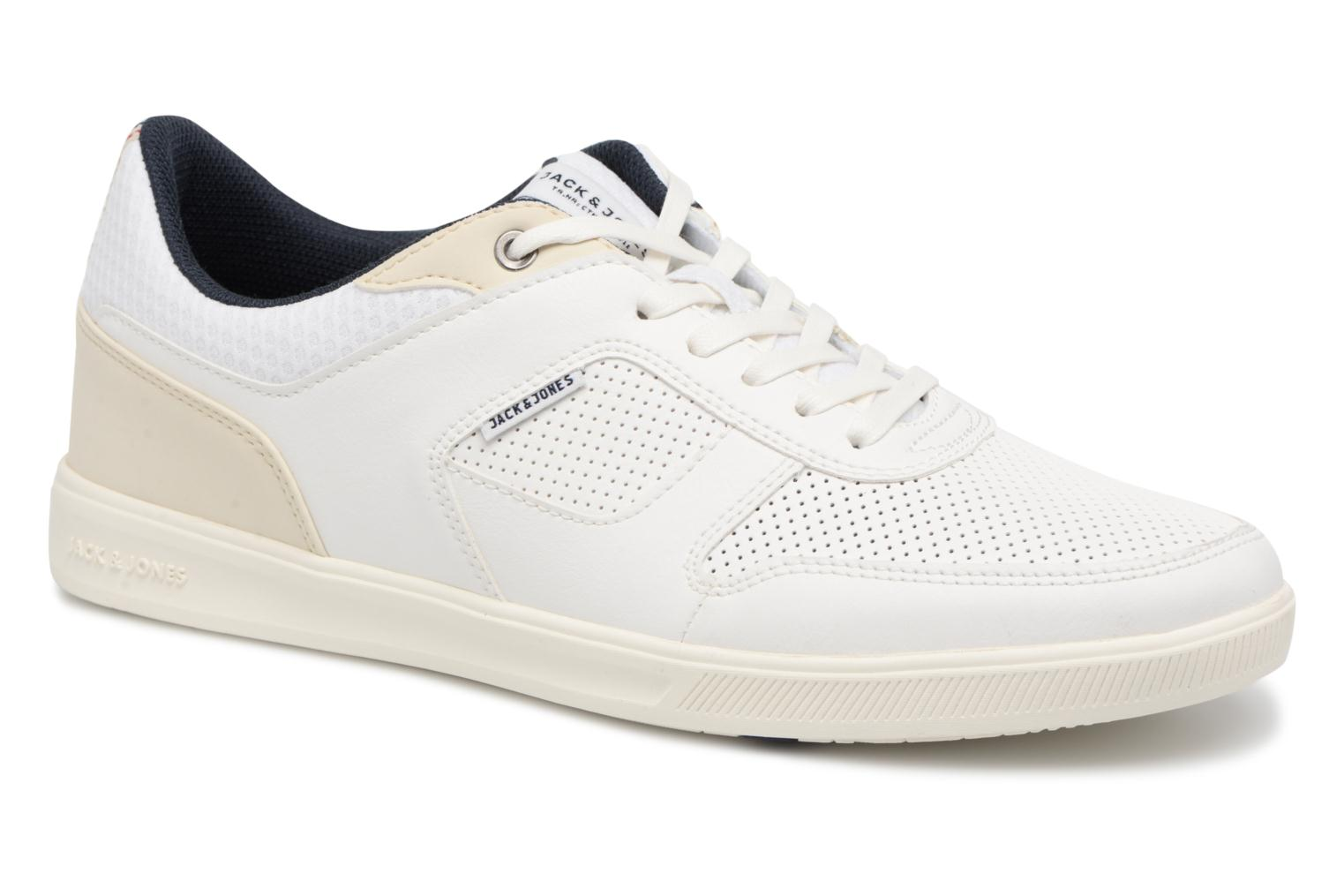 Trainers Jack & Jones JFW Blade White detailed view/ Pair view