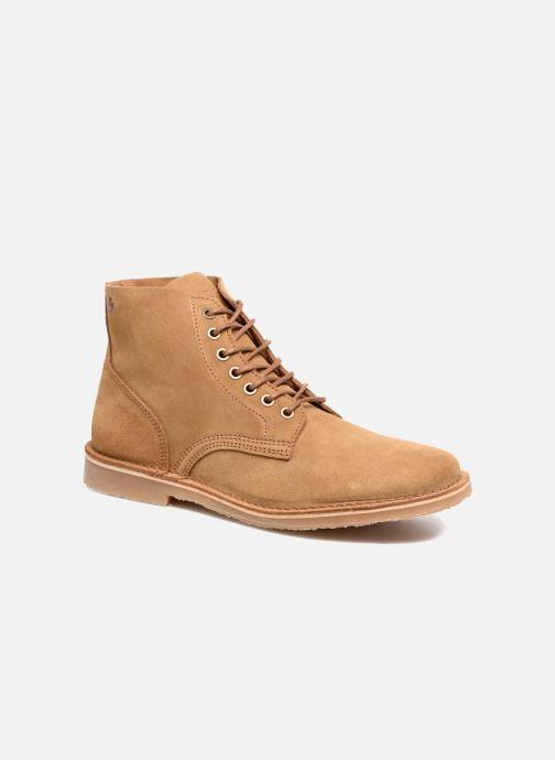 amp; Jones Bruce Jfw Boots Suede Chez Et marron Jack Bottines aOdqwOxp