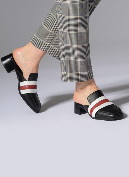 SENSO Esther (schwarz) - Clogs & Pantoletten bei bei Pantoletten Más cómodo b980df