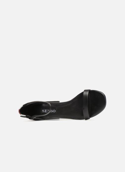 Sandales et nu-pieds SENSO Lana Noir vue gauche