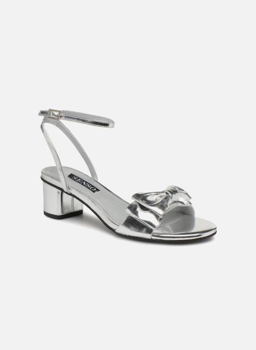 Sandales et nu-pieds SENSO Jemma II Argent vue détail/paire