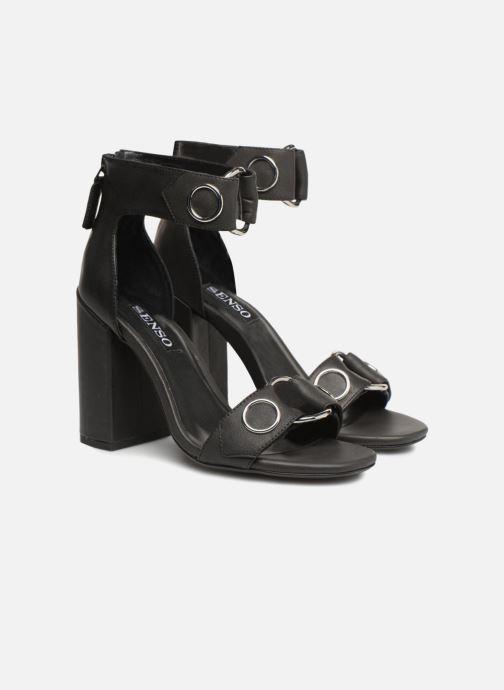 Sandales et nu-pieds SENSO Lala Noir vue 3/4