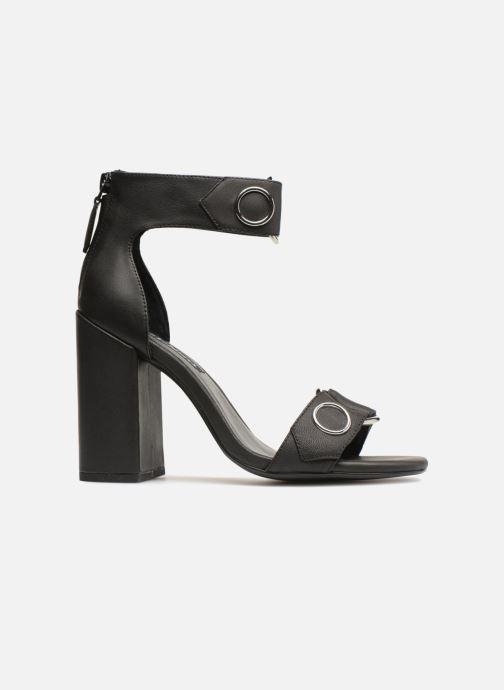 Sandales et nu-pieds SENSO Lala Noir vue derrière
