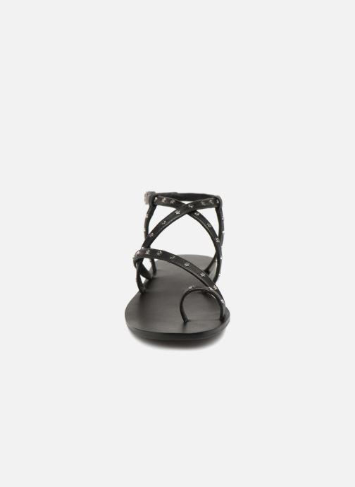 Sandalen SENSO Cassandra schwarz schuhe getragen