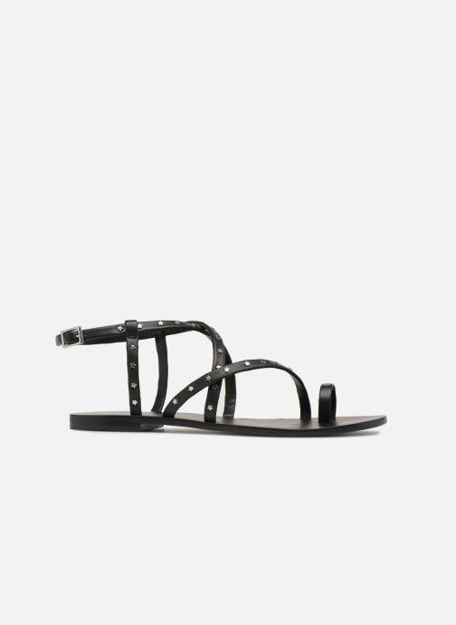 Sandales et nu-pieds SENSO Cassandra Noir vue derrière