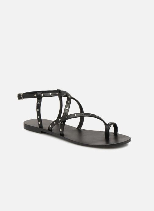 Sandales et nu-pieds SENSO Cassandra Noir vue détail/paire