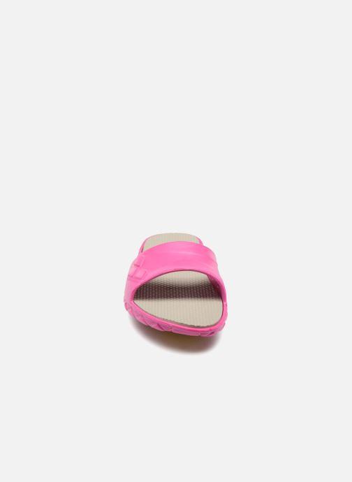 Chaussures de sport Arena Watergrip W Rose vue portées chaussures