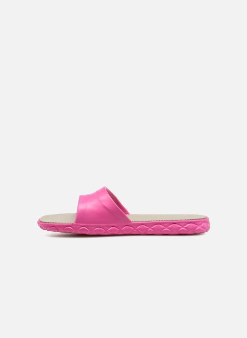 Chaussures de sport Arena Watergrip W Rose vue face