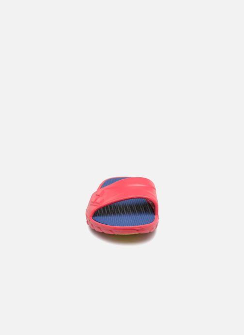 Chaussures de sport Arena Watergrip W Rouge vue portées chaussures