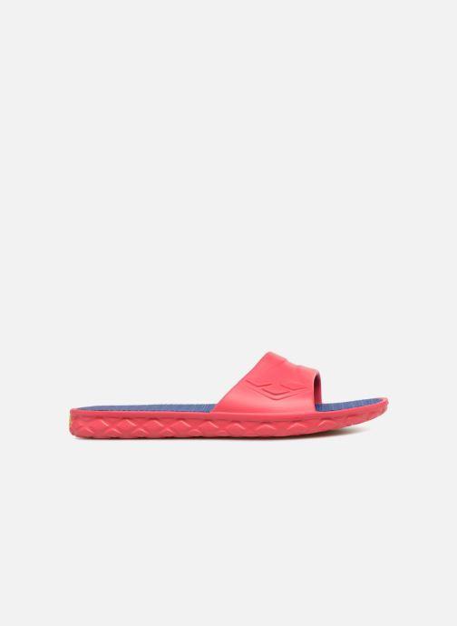 Chaussures de sport Arena Watergrip W Rouge vue derrière