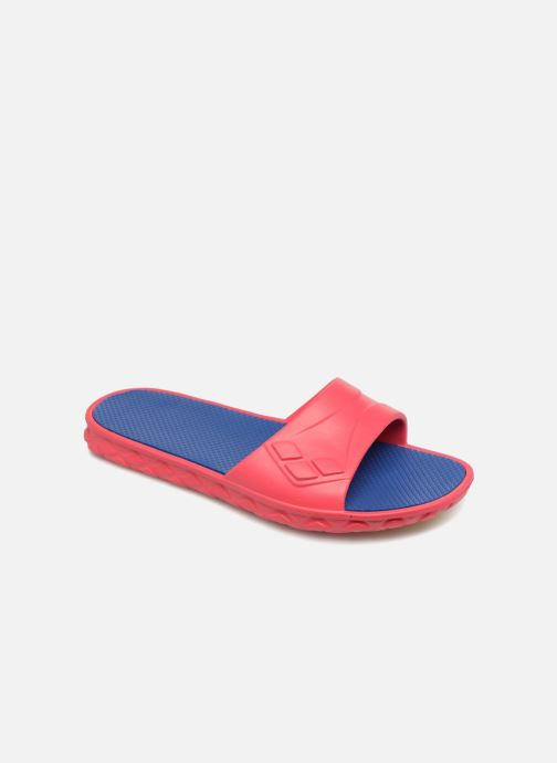 Chaussures de sport Arena Watergrip W Rouge vue détail/paire