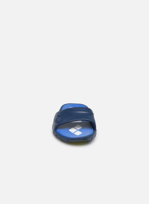 Chaussures de sport Arena Watergrip W Bleu vue portées chaussures