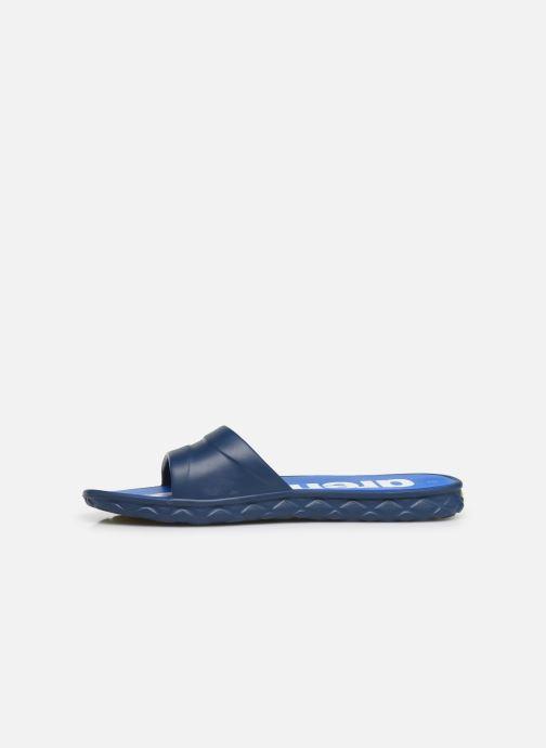 Chaussures de sport Arena Watergrip W Bleu vue face