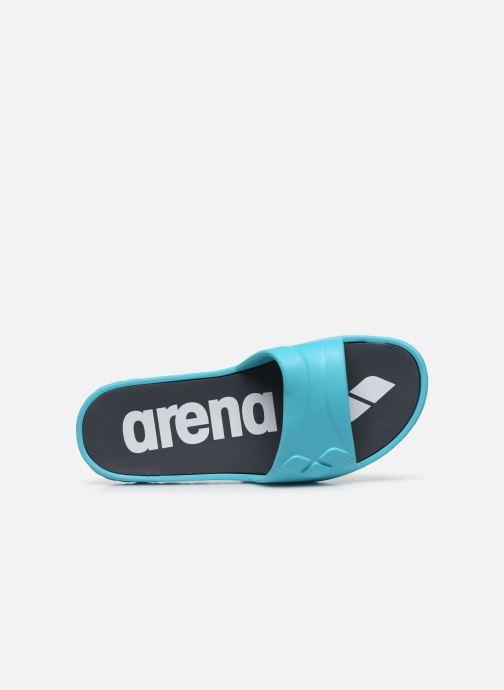 Zapatillas de deporte Arena Watergrip W Azul vista lateral izquierda