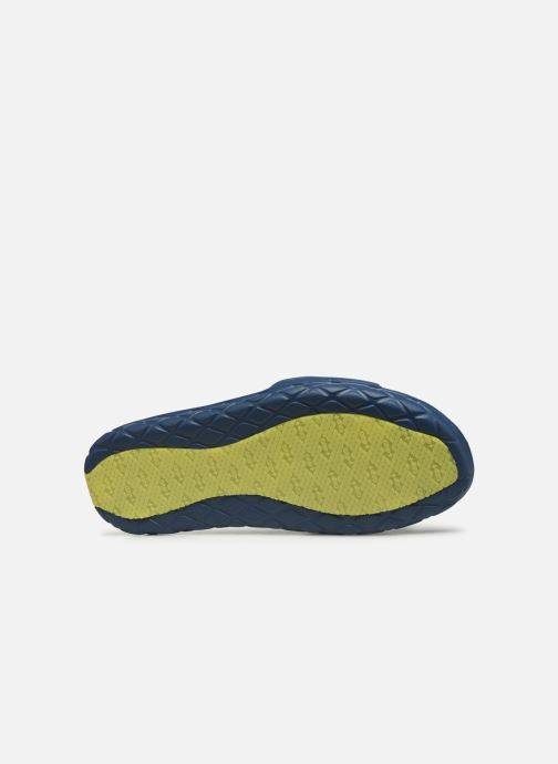 Chaussures de sport Arena Watergrip M Bleu vue haut