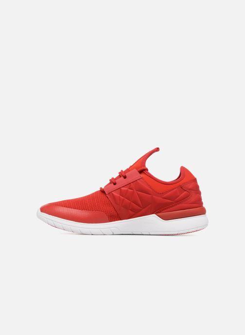 Sneaker Supra Flow Run Evo rot ansicht von vorne