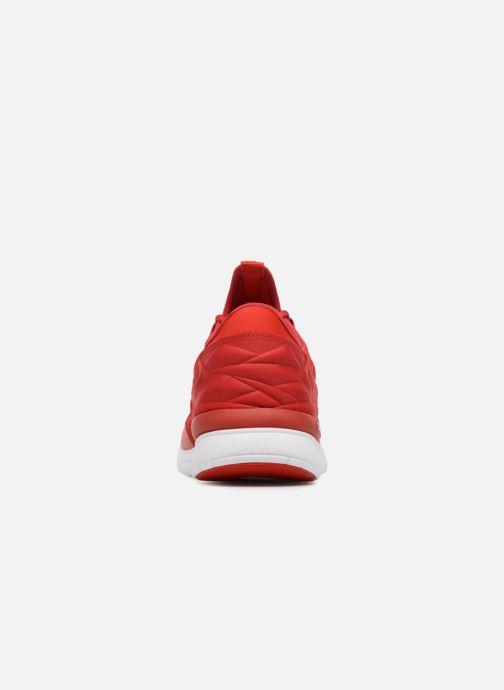Sneaker Supra Flow Run Evo rot ansicht von rechts