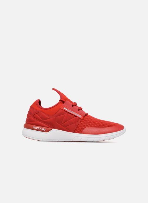 Sneaker Supra Flow Run Evo rot ansicht von hinten