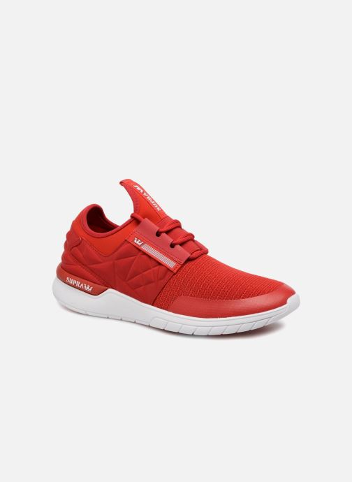 Sneakers Supra Flow Run Evo Rood detail