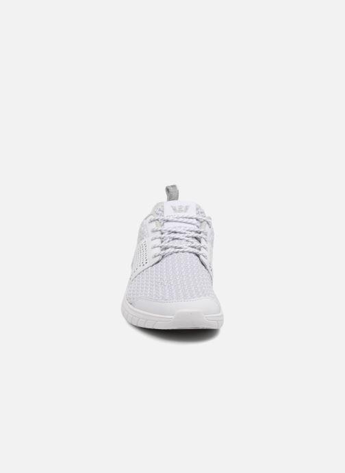Baskets Supra Womens Scissor Blanc vue portées chaussures