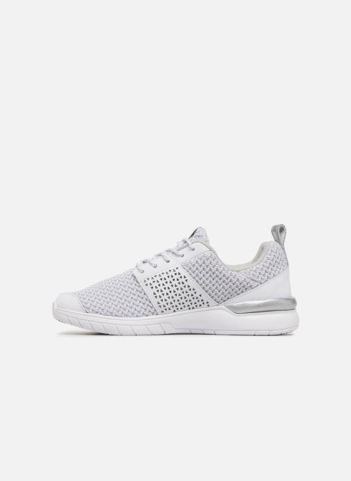 Sneakers Supra Womens Scissor Wit voorkant