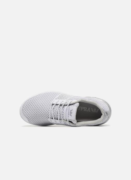 Sneakers Supra Womens Scissor Bianco immagine sinistra