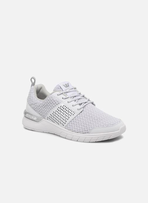 Sneakers Supra Womens Scissor Hvid detaljeret billede af skoene