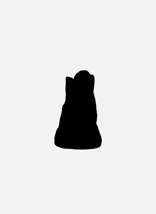 Baskets Supra Catori Noir vue portées chaussures