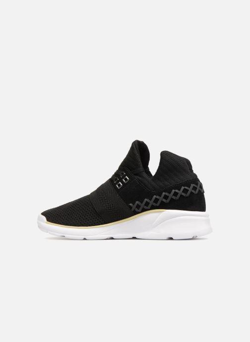 Sneaker Supra Catori schwarz ansicht von vorne