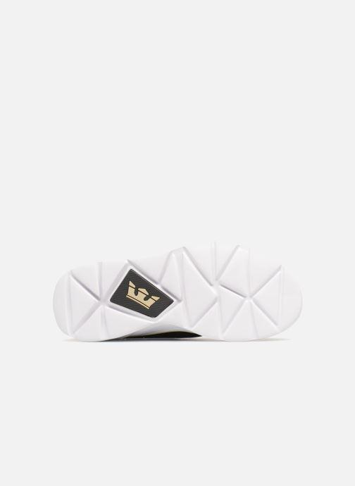 Sneaker Supra Catori schwarz ansicht von oben