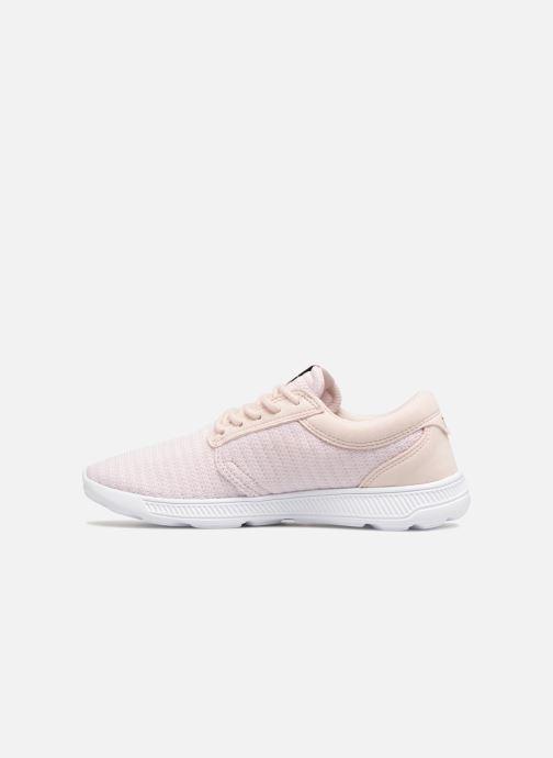 Sneaker Supra Womens Hammer Run rosa ansicht von vorne