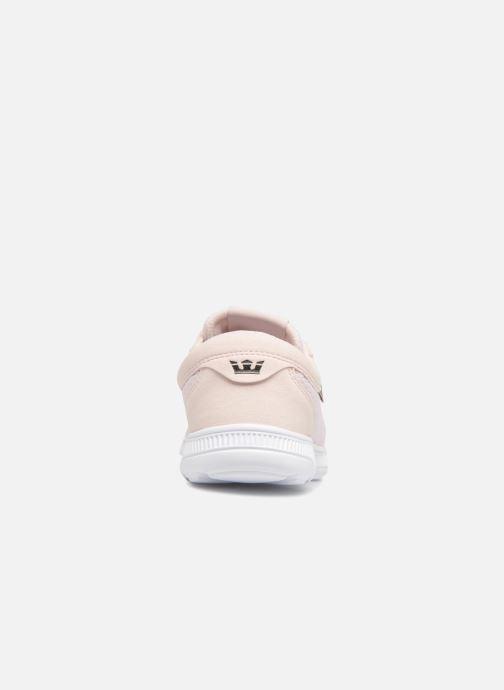 Sneakers Supra Womens Hammer Run Pink Se fra højre