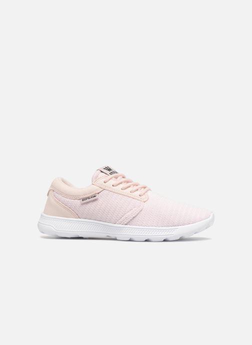 Sneaker Supra Womens Hammer Run rosa ansicht von hinten
