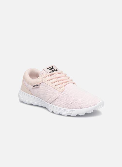 Sneakers Supra Womens Hammer Run Pink detaljeret billede af skoene