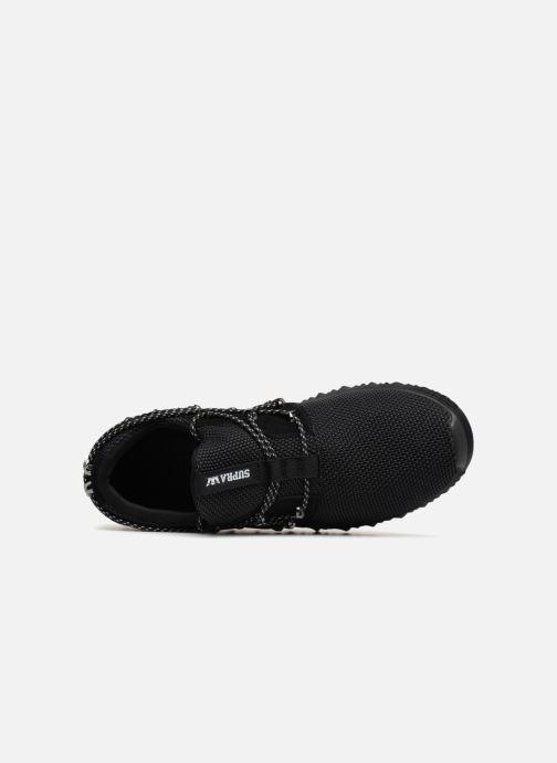 Sneaker Supra Malli schwarz ansicht von links