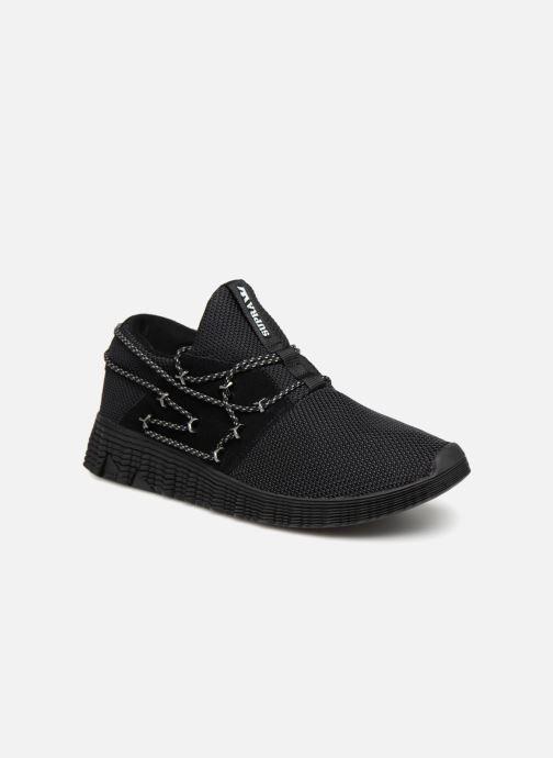 Sneakers Supra Malli Sort detaljeret billede af skoene