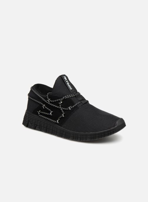 Sneakers Supra Malli Zwart detail