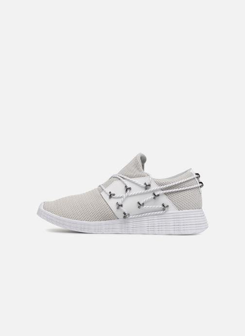 Sneakers Supra Malli Grigio immagine frontale