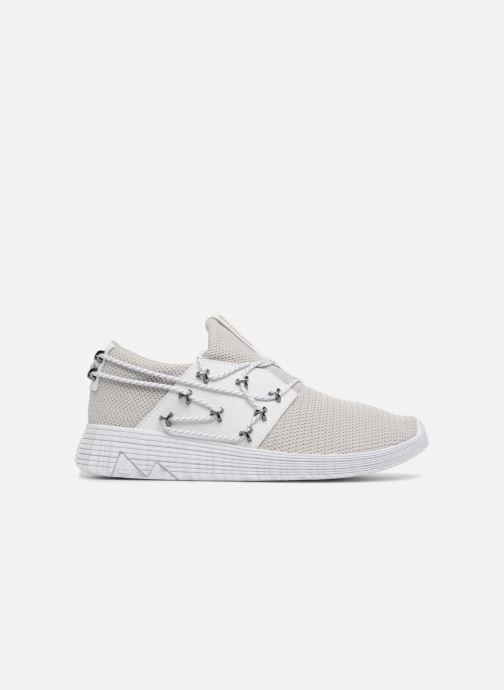 Sneaker Supra Malli grau ansicht von hinten