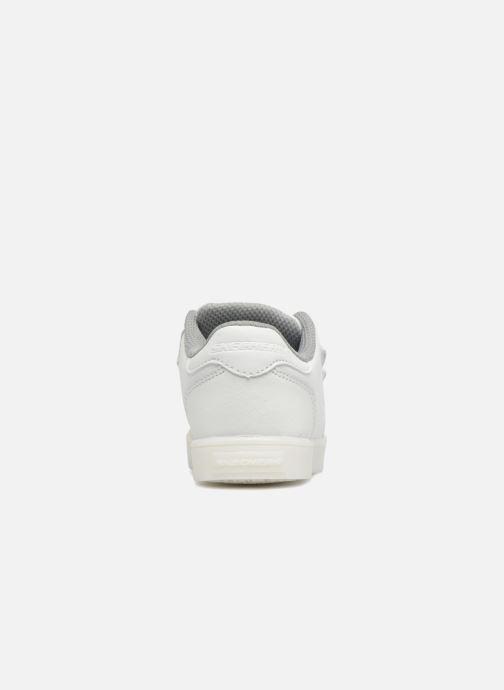 Sneakers Skechers Energy Lights 2 Wit rechts