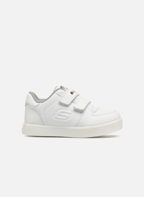 Sneakers Skechers Energy Lights 2 Wit achterkant