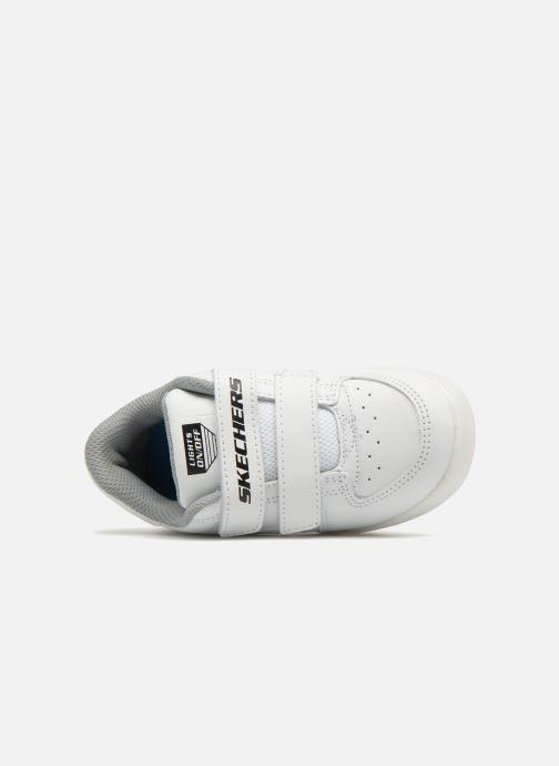 Sneakers Skechers Energy Lights 2 Wit links