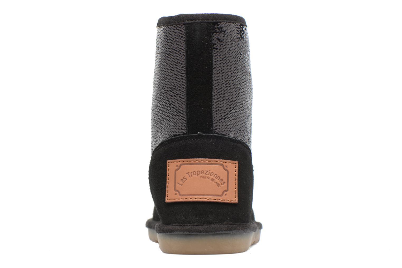 Bottines et boots Les Tropéziennes par M Belarbi Anetta Noir vue droite